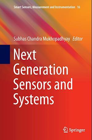 Bog, paperback Next Generation Sensors and Systems