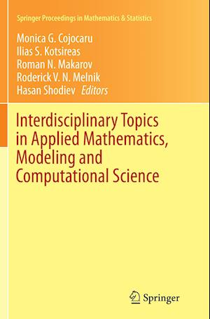 Bog, paperback Interdisciplinary Topics in Applied Mathematics, Modeling and Computational Science