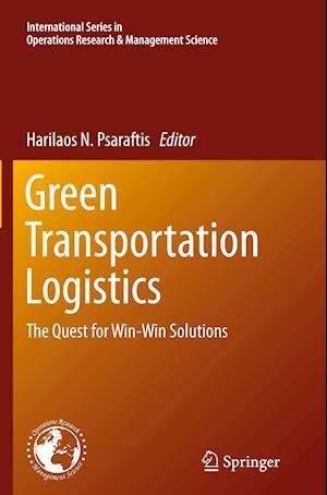 Bog, paperback Green Transportation Logistics af Harilaos N. Psaraftis