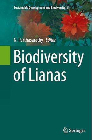 Bog, paperback Biodiversity of Lianas af N. Parthasarathy
