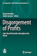 Disgorgement of Profits (Ius Comparatum Global Studies in Comparative Law, nr. 8)