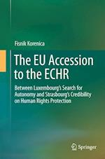 The Eu Accession to the Echr
