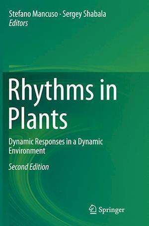 Bog, paperback Rhythms in Plants af Stefano Mancuso