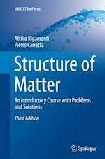 Structure of Matter (Unitext for Physics)