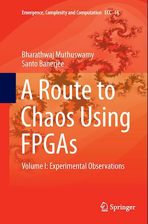 Bog, paperback A Route to Chaos Using Fpgas af Bharathwaj Muthuswamy