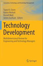 Technology Development (Innovation, Technology, and Knowledge Management)