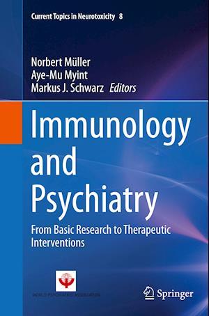Bog, paperback Immunology and Psychiatry af Norbert Muller