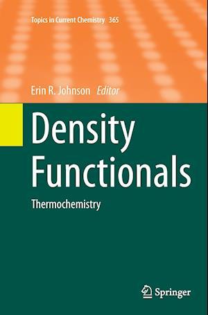 Bog, paperback Density Functionals