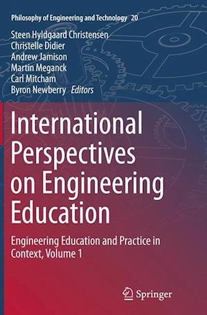 Bog, paperback International Perspectives on Engineering Education af Steen Hyldgaard Christensen