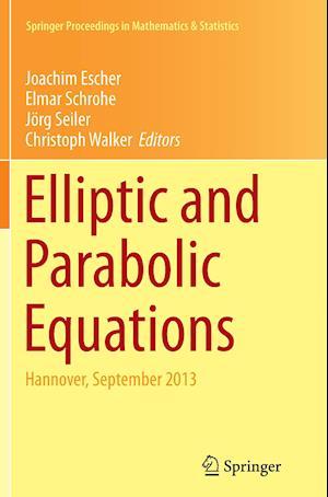 Bog, paperback Elliptic and Parabolic Equations af Joachim Escher