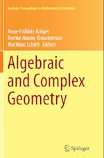 Algebraic and Complex Geometry (Springer Proceedings in Mathematics & Statistics, nr. 71)