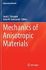 Mechanics of Anisotropic Materials (Engineering Materials)