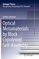 Optical Metamaterials by Block Copolymer Self-Assembly (Springer Theses)