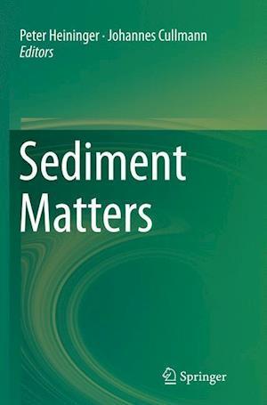 Bog, paperback Sediment Matters af Peter Heininger