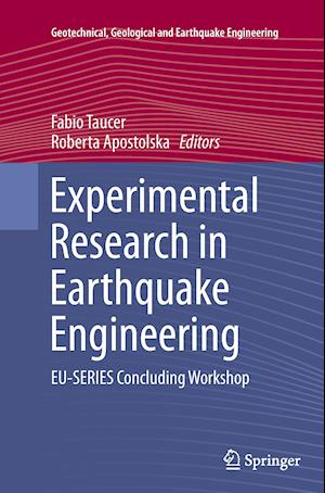 Bog, paperback Experimental Research in Earthquake Engineering af Fabio Taucer