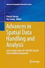 Advances in Spatial Data Handling and Analysis (Advances in Geographic Information Science)