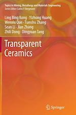 Transparent Ceramics (Topics in Mining Metallurgy and Materials Engineering)
