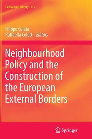 Bog, paperback Neighbourhood Policy and the Construction of the European External Borders