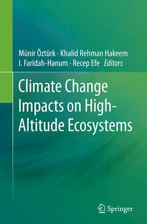 Bog, paperback Climate Change Impacts on High-Altitude Ecosystems
