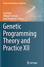 Genetic Programming Theory and Practice XII (Genetic and Evolutionary Computation)