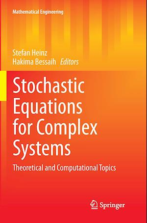 Bog, paperback Stochastic Equations for Complex Systems