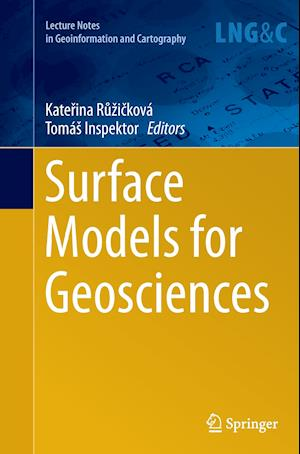Bog, paperback Surface Models for Geosciences af Katerina Ruzickova