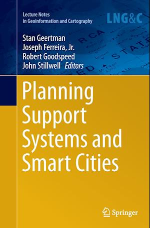 Bog, paperback Planning Support Systems and Smart Cities af Stan Geertman