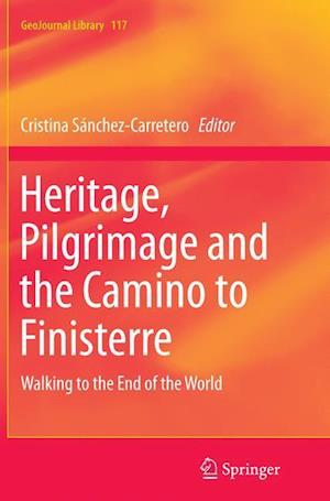 Bog, paperback Heritage, Pilgrimage and the Camino to Finisterre