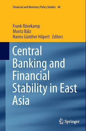 Bog, paperback Central Banking and Financial Stability in East Asia af Frank Rovekamp