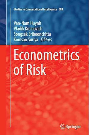 Econometrics of Risk af Van-Nam Huynh