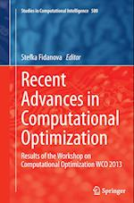 Recent Advances in Computational Optimization (Studies in Computational Intelligence, nr. 580)