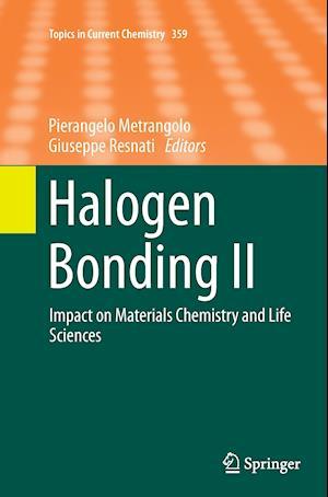 Bog, paperback Halogen Bonding II af Pierangelo Metrangolo