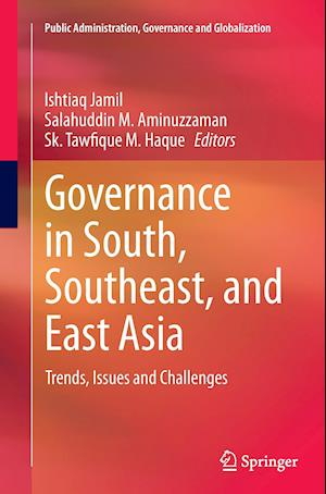 Bog, paperback Governance in South, Southeast, and East Asia af Ishtiaq Jamil