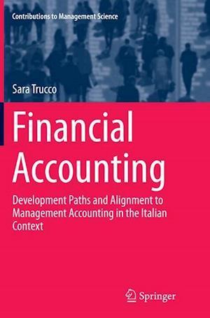 Bog, paperback Financial Accounting af Sara Trucco
