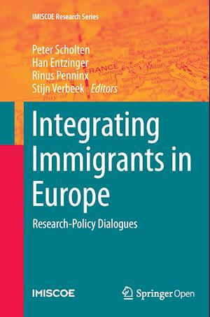 Bog, paperback Integrating Immigrants in Europe af Peter Scholten