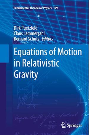 Bog, paperback Equations of Motion in Relativistic Gravity af Dirk Putzfeld
