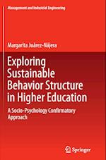 Exploring Sustainable Behavior Structure in Higher Education (Management and Industrial Engineering)