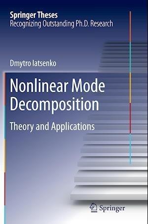 Bog, paperback Nonlinear Mode Decomposition af Dmytro Iatsenko