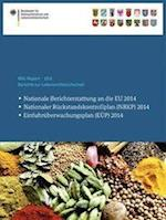 Berichte Zur Lebensmittelsicherheit 2014 (Bvl-reporte, nr. 10)