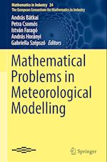Mathematical Problems in Meteorological Modelling (Mathematics in Industry, nr. 24)