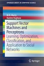 Support Vector Machines and Perceptrons (Springerbriefs in Computer Science)