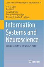 Information Systems and Neuroscience (Lecture Notes in Information Systems and Organisation, nr. 16)