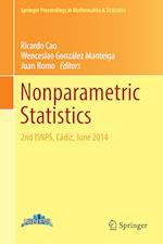 Nonparametric Statistics (Springer Proceedings in Mathematics and Statistics, nr. 175)