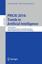 PRICAI 2016: Trends in Artificial Intelligence (Lecture Notes in Computer Science, nr. 9810)