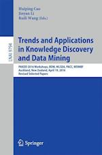 Trends and Applications in Knowledge Discovery and Data Mining (Lecture Notes in Computer Science, nr. 9794)