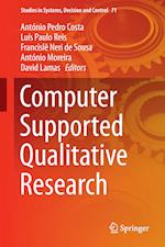Computer Supported Qualitative Research (Studies in Systems Decision and Control, nr. 71)