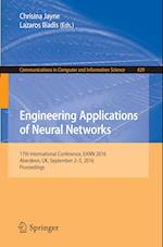 Engineering Applications of Neural Networks (Communications in Computer and Information Science, nr. 629)