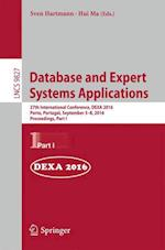 Database and Expert Systems Applications (Lecture Notes in Computer Science, nr. 9827)