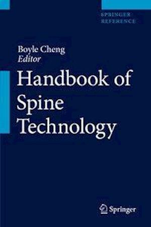 Bog, hardback Handbook of Spine Technology