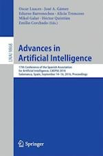 Advances in Artificial Intelligence (Lecture Notes in Computer Science, nr. 9868)
